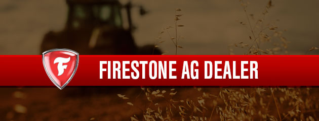 We are a Firestone AG Dealer