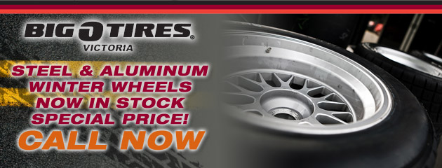 Winter Wheels Now in Stock