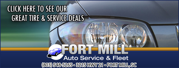Fort Mill Sc Tires Auto Repair Fort Mill Auto Service Fleet