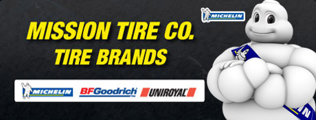 Mission Tire Co Tire Brands
