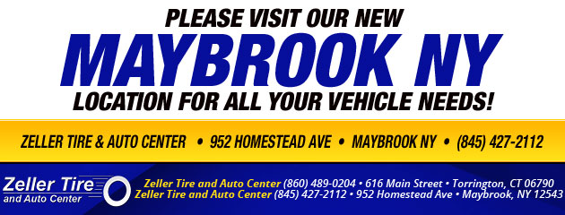 NEW Maybrook NY location
