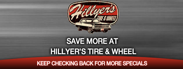 Hillyers Coupons Specials
