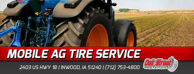Mobile Ag Tire Service