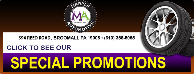 Marple Automotive Inc Savings