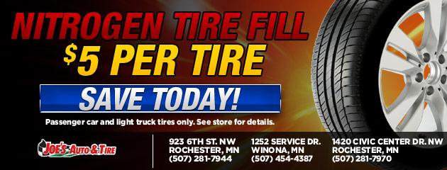 Joe'S Auto Repair >> Rochester Mn Tires Wheels Auto Repair Joe S Auto Tire