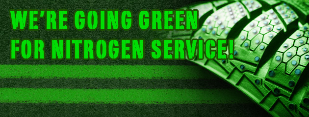 Going Green For Nitrogen Service