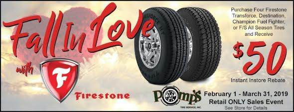 Fall in Love with Firestone