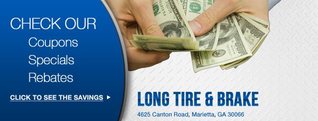 Long Tire and Brake Savings