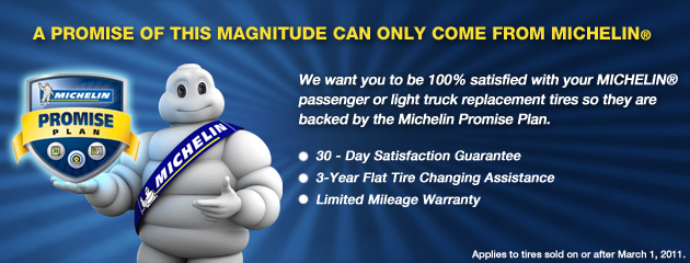 Michelin Promise Plan