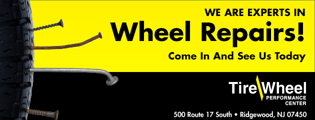 We are Experts in Wheel Repairs! Come in and see us today