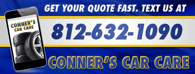 Get your quote fast. Text us at (812) 632-1090