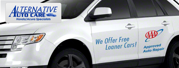 AAA Approved Auto Repair & Free Loaner Cars