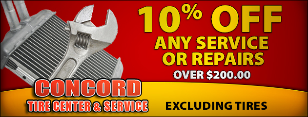 10% OFF Any Service Or Repairs