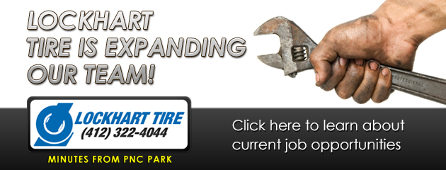 Lockhart Tire is Expanding our Team!