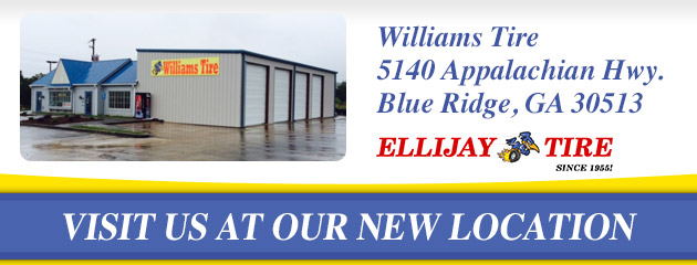 Blue Ridge Tire >> Ellijay Tire Company Williams Tire Company Ellijay Blue Ridge