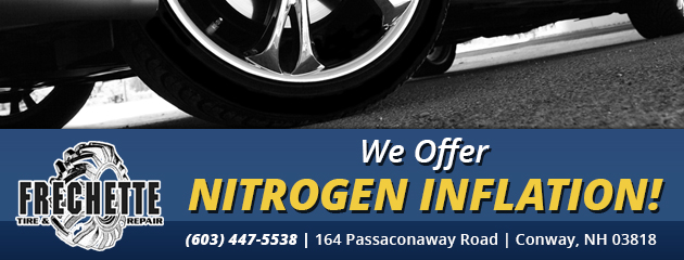 We Offer Nitrogen Inflation!