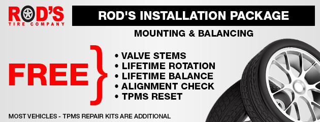 Rod's Installation Package