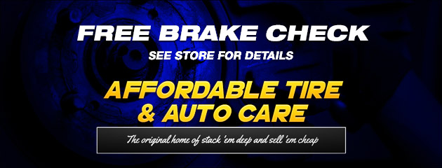Affordable Tire Auto Coupons Tire Coupons Auto Repair Coupons