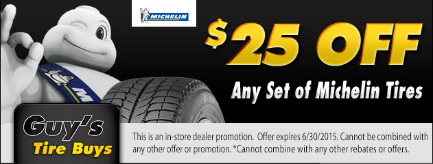 Michelin Tire Special