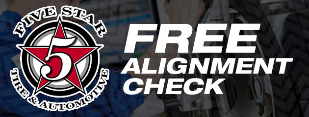 Free alignment check