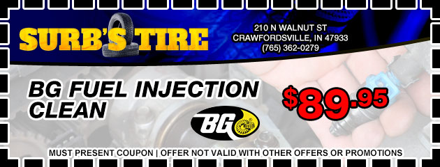 BG Fuel Injection Clean