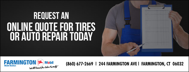 Request An Online Quote for Tires or Auto Repair Today