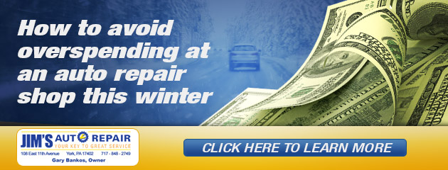 How to avoid overspending at an auto repair shop this winter
