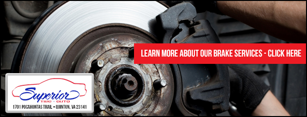 Learn more about our Brake Services