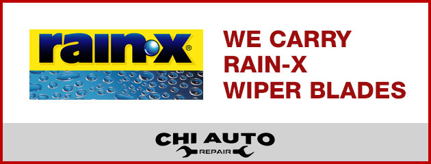 We Carry Rain X Wiper Blades