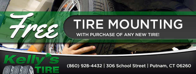 FREE TIRE MOUNTING