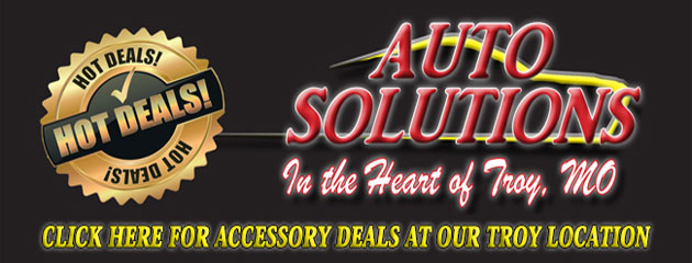 Accessory Deals At Our Troy Location