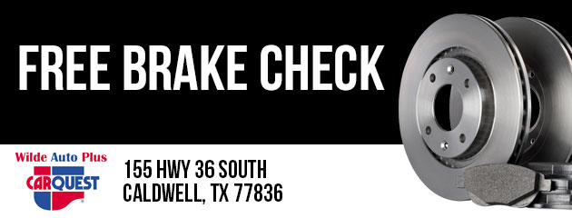 Brake Check Coupons >> Tires Coupons Caldwell Tx Sommerville Tx Deanville Tx Wilde