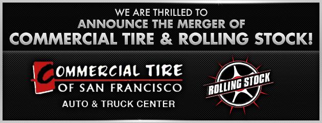 San Francisco CA Tires & Auto Repair Shop | Rolling Stock