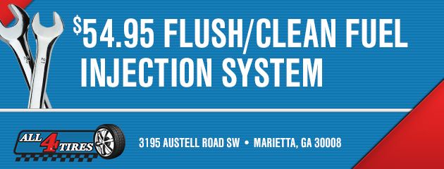 $54.95 Flush/Clean Fuel Injection System