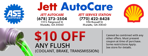 $10.00 Off Any Flush