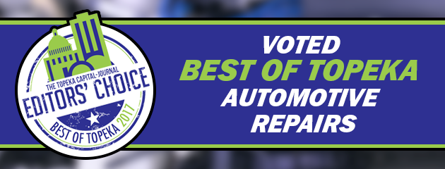 Best Of Topeka Automotive Repairs