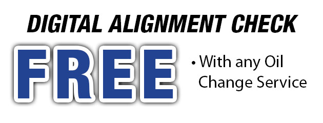 Free Digital Alignment Check