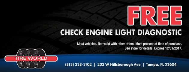 Free Check Engine Light Diagnostic