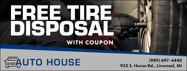 Free Tire Disposal
