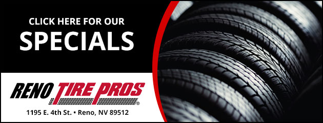 Reno Tire Pros Savings