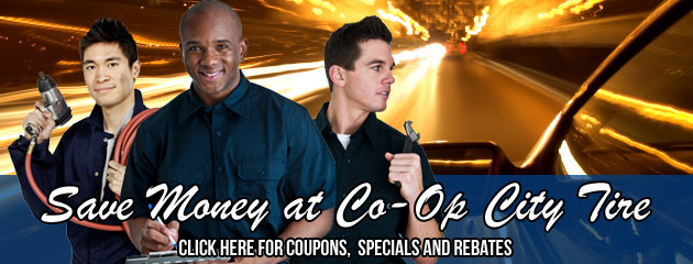 Co-op City Tire Savings