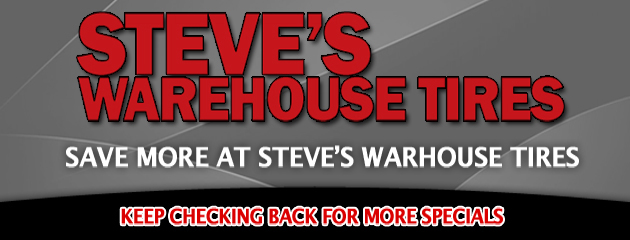 Steves Warehouse_Coupons Specials