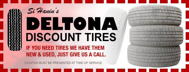 Deltona Discount Tire Savings