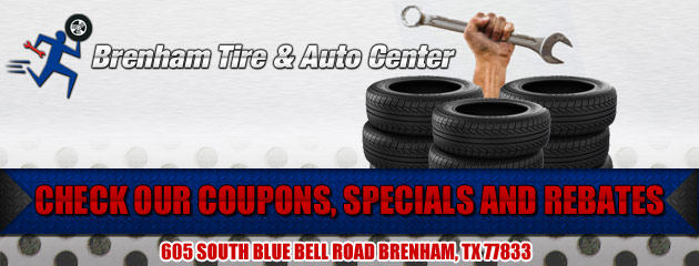 Breham Tire & Auto Center Savings