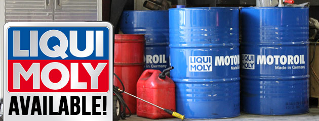 LiquiMoly Available!