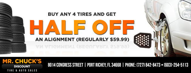 Half Off Alignment