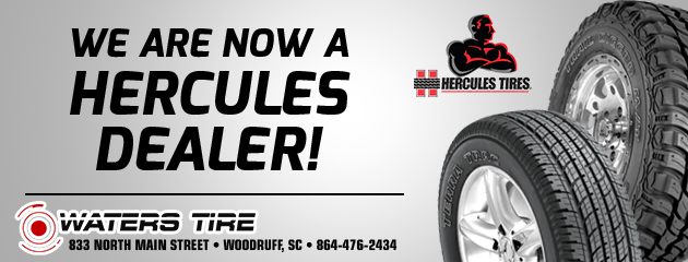 We Are Now a Hercules Dealer!
