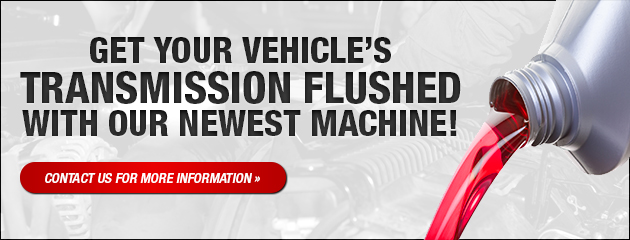 Get Your Transmission Flushed
