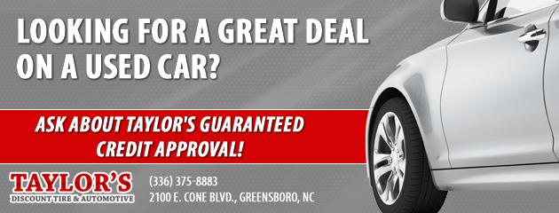 Discount Tire Burlington Nc >> Taylor S Discount Tire Automotive Greensboro Nc Tires Auto Repair