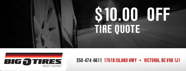 $10.00 Off Tire Quote